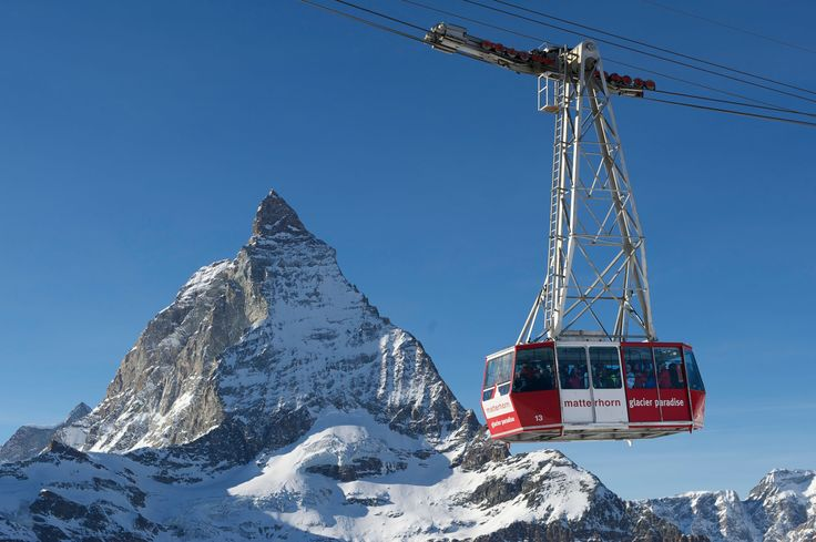Klein Matterhorn, Switzerland